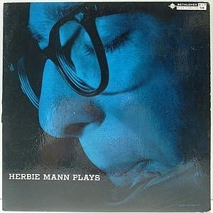 レコード画像:HERBIE MANN / Herbie Mann Plays