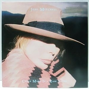 レコード画像:JONI MITCHELL / Chalk Mark In A Rain Storm