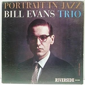 レコード画像:BILL EVANS / Portrait In Jazz