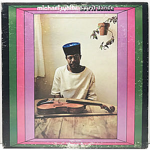 レコード画像:MICHAEL WHITE / Spirit Dance