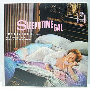 レコード画像:BUDDY COLE / Sleepy Time Gal