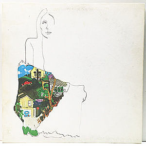 レコード画像:JONI MITCHELL / Ladies Of The Canyon