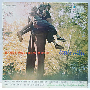 レコード画像:RANDY WESTON / Little Niles