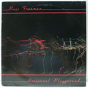 レコード画像:RUSS FREEMAN / Nocturnal Playground