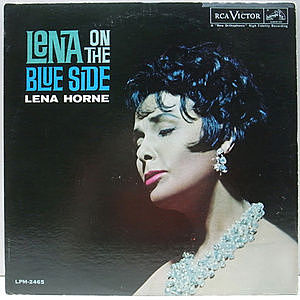 レコード画像:LENA HORNE / Lena On The Blue Side