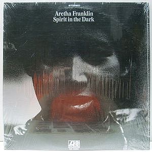 レコード画像:ARETHA FRANKLIN / Spirit In The Dark