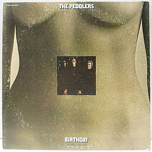 レコード画像:PEDDLERS / Birthday