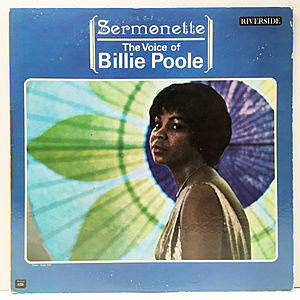 レコード画像:BILLIE POOLE / Sermonette