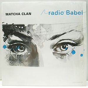 レコード画像:WATCHA CLAN / Radio Babel