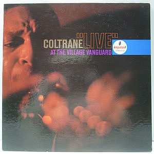 "レコード画像:JOHN COLTRANE / ""Live"" At The Village Vanguard"