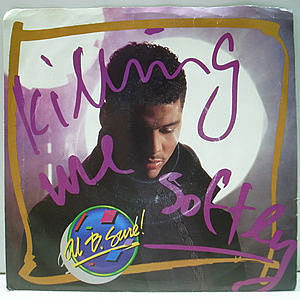 レコード画像:AL B. SURE! / Killing Me Softly