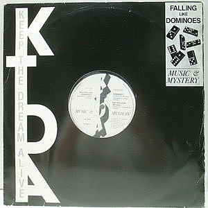 レコード画像:MUSIC & MYSTERY / Falling Like Dominoes
