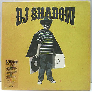 レコード画像:DJ SHADOW / Outsider