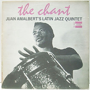 レコード画像:JUAN AMALBERT / The Chant