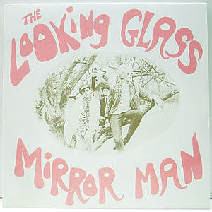 レコード画像:LOOKING MAN / Mirror Man