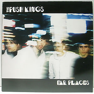 レコード画像:PUSH KINGS / Far Places