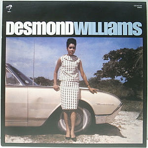 レコード画像:DESMOND WILLIAMS / Um Favor