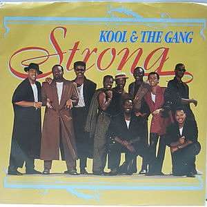 レコード画像:KOOL & THE GANG / Strong / Funky Stuff
