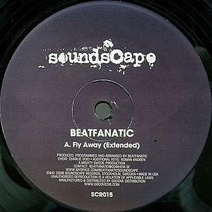 レコード画像:BEATFANATIC / Fly Away