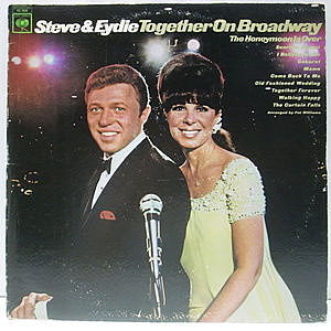 レコード画像:STEVE & EYDIE / EYDIE GORME / Together On Broadway