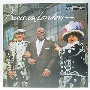 レコード画像:COUNT BASIE / In London