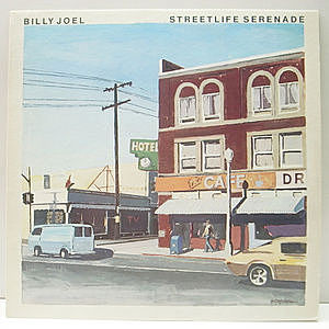 レコード画像:BILLY JOEL / Streetlife Serenade