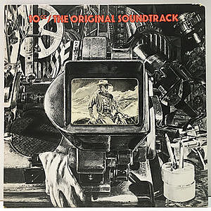 レコード画像:10CC / The Original Soundtrack