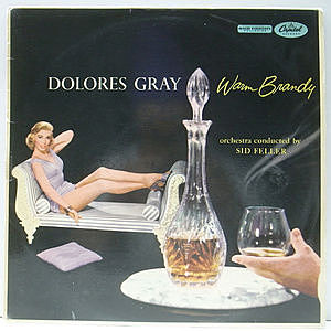 レコード画像:DOLORES GRAY / Warm Brandy