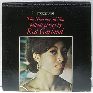 レコード画像:RED GARLAND / The Nearness Of You