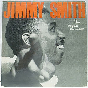 レコード画像:JIMMY SMITH / At The Organ, Volume 3