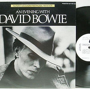 レコード画像:DAVID BOWIE / An Evening With David Bowie