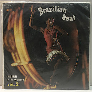 レコード画像:MEIRELES E SUA ORQUESTRA / Brazilian Beat Vol. 2