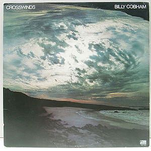 レコード画像:BILLY COBHAM / Crosswinds