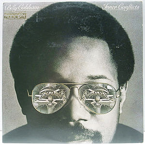 レコード画像:BILLY COBHAM / Inner Conflicts