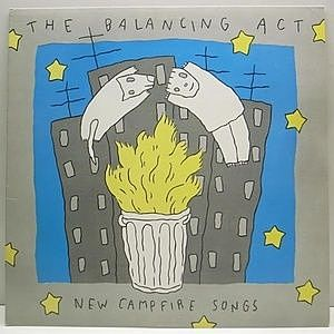 レコード画像:BALANCING ACT / New Campfire Songs