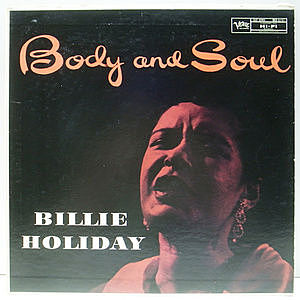 レコード画像:BILLIE HOLIDAY / Body And Soul