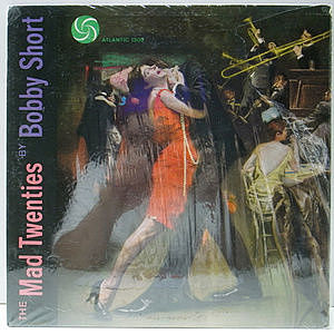 レコード画像:BOBBY SHORT / The Mad Twenties