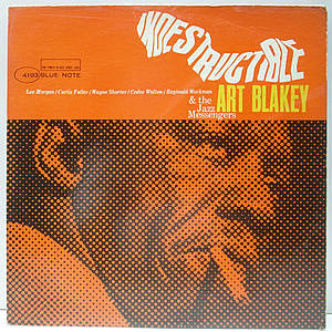 レコード画像:ART BLAKEY / JAZZ MESSENGERS / Indestructible
