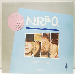 レコード画像:NRBQ / Through The Eyes Of A Quartet (A Best Of NRBQ)