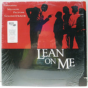 レコード画像:VARIOUS / Lean On Me - Original Motion Picture Soundtrack