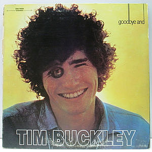 レコード画像:TIM BUCKLEY / Goodbye And Hello