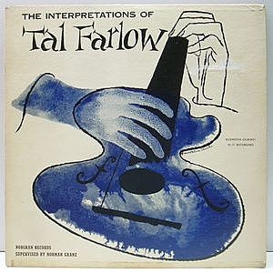 レコード画像:TAL FARLOW / The Interpretations Of