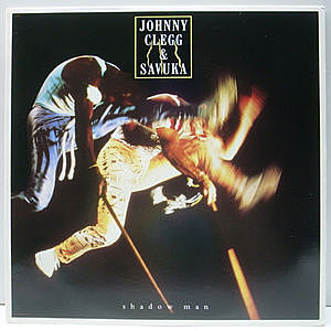 レコード画像:JOHNNY CLEGG / SAVUKA / Shadow Man