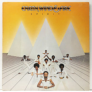 レコード画像:EARTH WIND & FIRE / Spirit