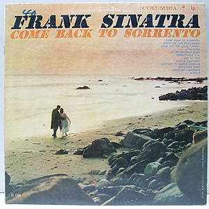 レコード画像:FRANK SINATRA / Come Back To Sorrento