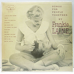 レコード画像:FRANKIE LAINE / Sings For Us