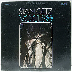 レコード画像:STAN GETZ / Voices
