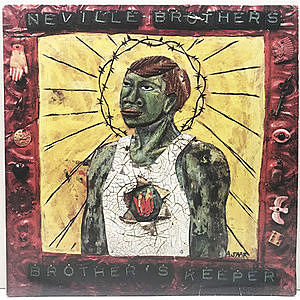 レコード画像:NEVILLE BROTHERS / Brother's Keeper