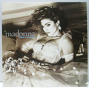 レコード画像:MADONNA / Like A Virgin