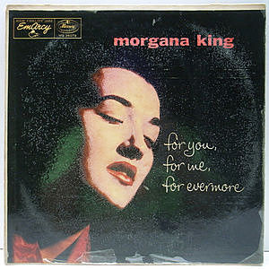 レコード画像:MORGANA KING / For You, For Me, Forevermore